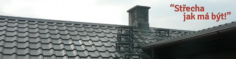 Střecha jak má být!